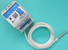 GSM сигнализатор с датчиком температуры