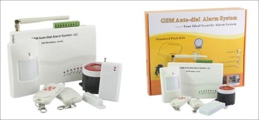 беспроводная-gsm