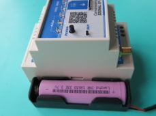 GSM сигнализатор фазы с выносным аккумулятором